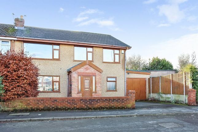 Thumbnail Semi-detached house for sale in Lyndon Avenue, Great Harwood, Blackburn
