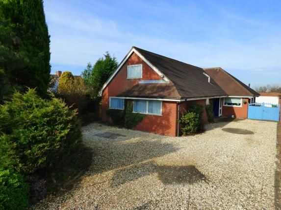 Thumbnail Bungalow for sale in Tilia Road, Tamworth, Staffordshire