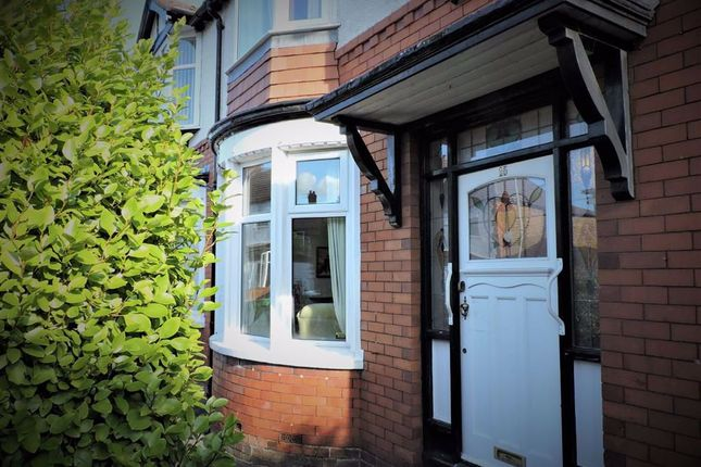 Thumbnail Semi-detached house for sale in Calverley Avenue, Burnage, Manchester