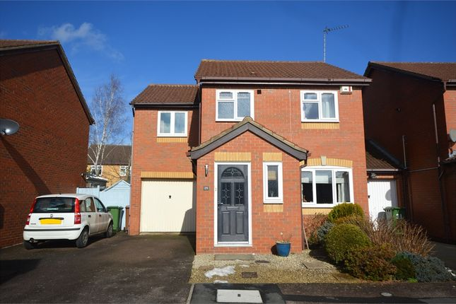 Thumbnail Detached house for sale in Spencer Close, Earls Barton, Northampton