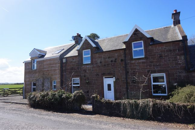 Thumbnail Semi-detached house for sale in Galston