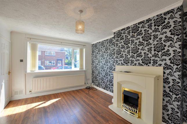 Living Room of Anglesey Square, Farringdon, Sunderland SR3