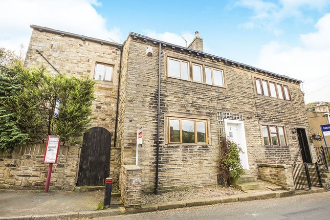 Thumbnail Semi-detached house for sale in Duke Street, Luddendenfoot, Halifax