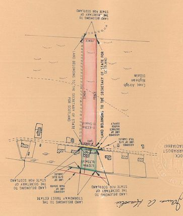 Ground At 10 Eagleton, Point, Isle Of Lewis HS2