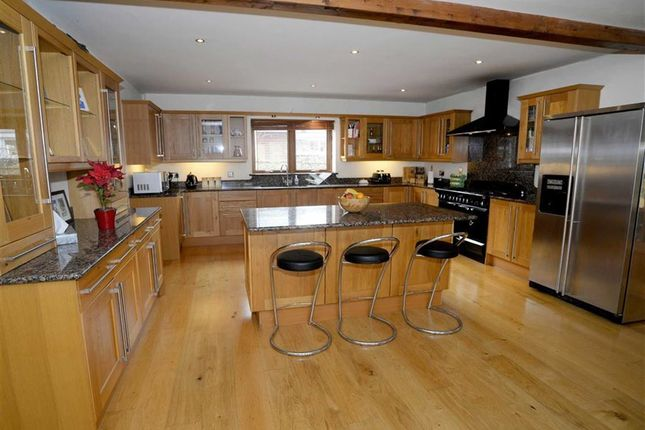 Thumbnail Detached house for sale in Cnap Llwyd Road, Morriston, Swansea