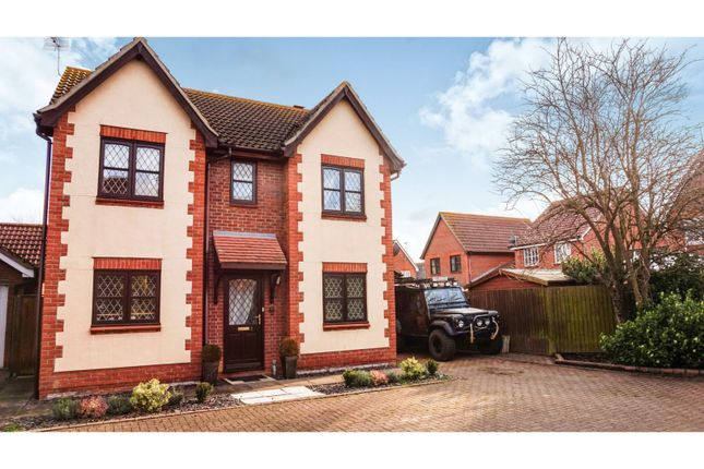 Thumbnail Detached house for sale in Tildesley Close, Frinton-On-Sea