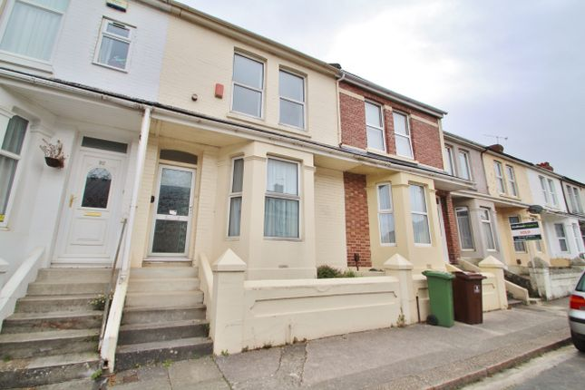 Terraced house for sale in Wordsworth Road, Plymouth