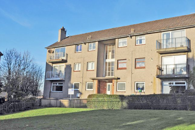 Thumbnail Flat for sale in 36A West Bridgend, Dumbarton