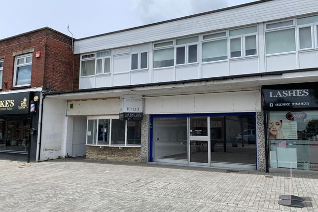 Thumbnail Retail premises to let in 1 Queens Parade, 121-123 London Road, Waterlooville