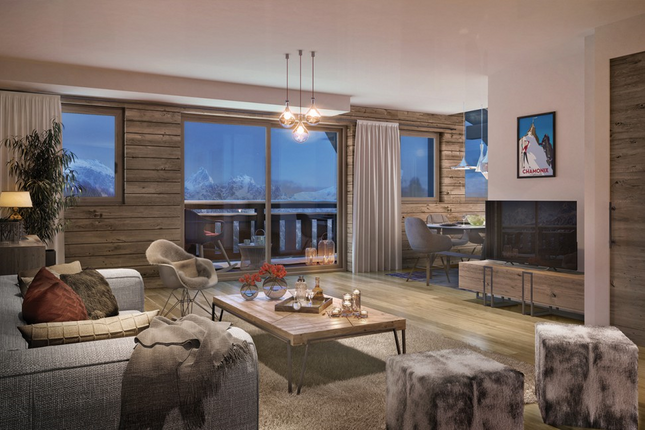 Chamonix Le Praz - Luxury Ski In Apartmets For Sale