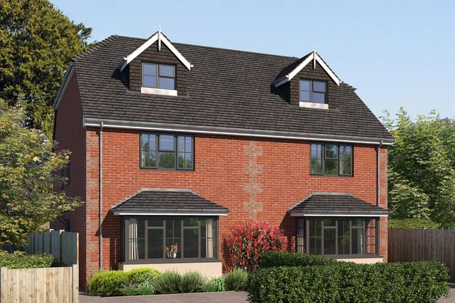 Thumbnail Semi-detached house for sale in Chestnut Drive, Berkhamsted