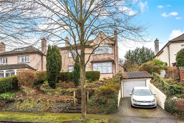 Thumbnail Detached house for sale in Monahan Avenue, Purley, Surrey