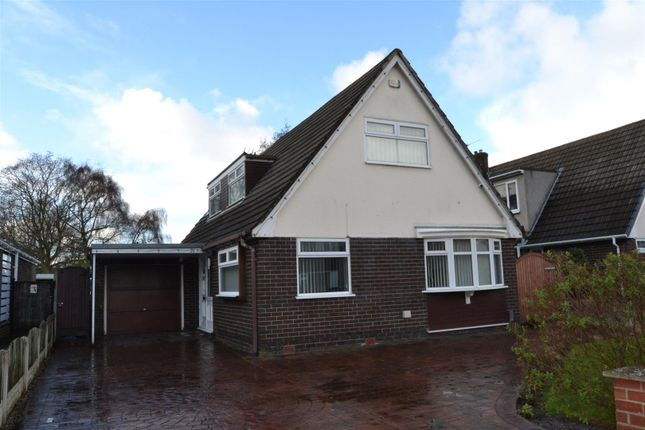 Thumbnail Detached house for sale in Cunningham Drive, Bromborough, Wirral
