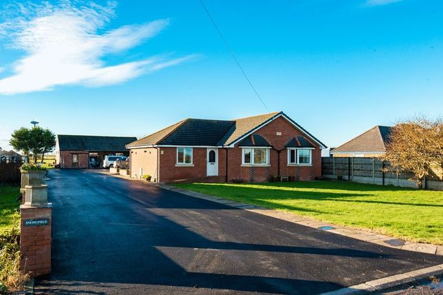 Thumbnail Detached bungalow for sale in Guide Road, Hesketh Bank, Preston