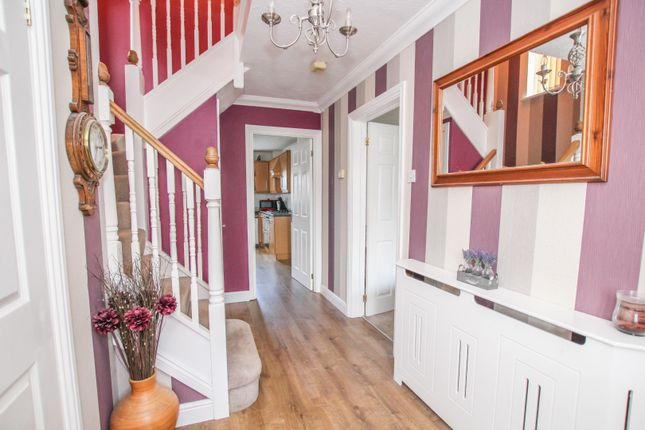 Entrance Hall of Thor Drive, Bedford MK41
