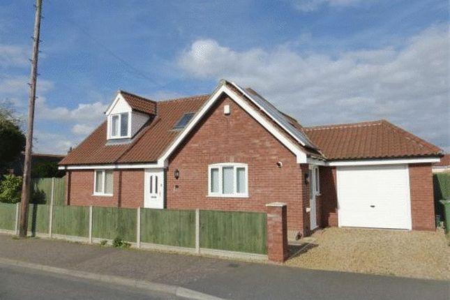 Thumbnail Property for sale in Bramble Avenue, Hellesdon, Norwich