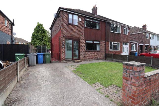 Thumbnail Semi-detached house to rent in Lock Lane, Partington