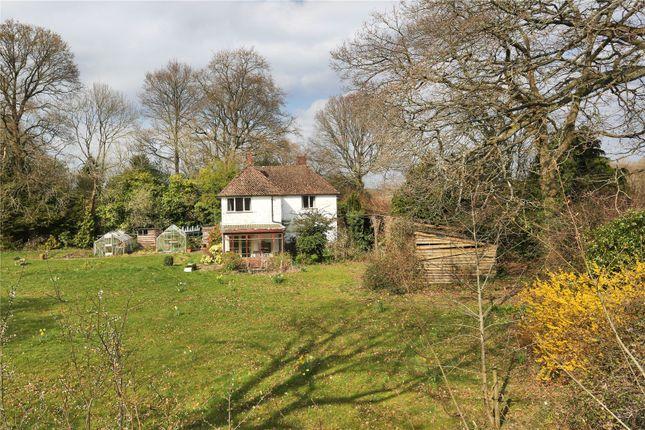 Side Elevation of Uckfield Lane, Hever, Edenbridge, Kent TN8