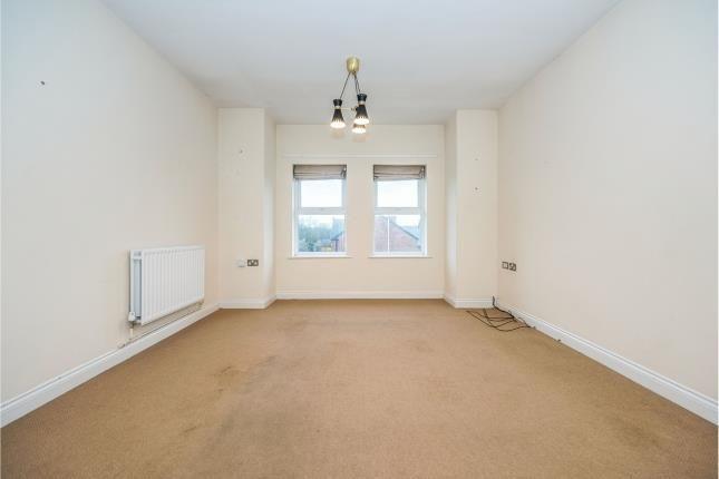 Living Room of Princes Gardens, Southport, Merseyside PR8