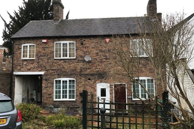 Thumbnail Semi-detached house for sale in High Street, Madeley, Telford