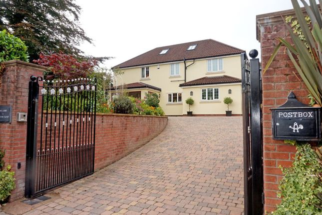 Thumbnail Detached house for sale in Old Port Road, Wenvoe