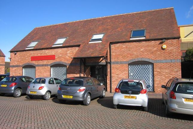 Thumbnail Office for sale in 15 The Courtyard, Gorsey Lane, Coleshill