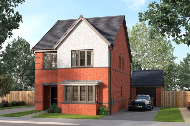 4 bed property for sale in Tom Blower Close, Wollaton, Nottingham NG8