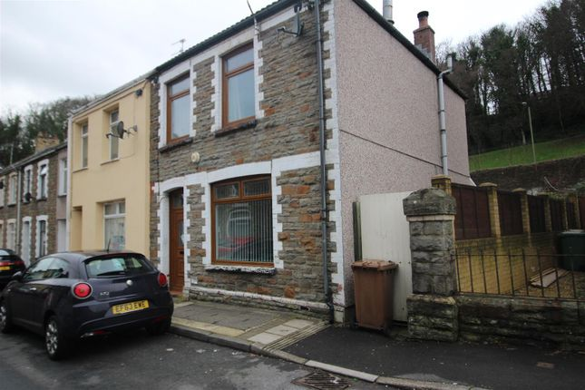 Thumbnail Terraced house for sale in Crown Street, Crumlin, Newport