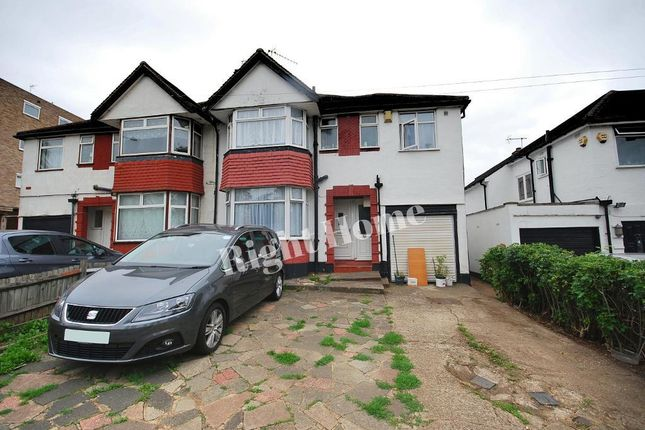 Thumbnail Flat to rent in Bridgewater Road, Wembley, Middlesex