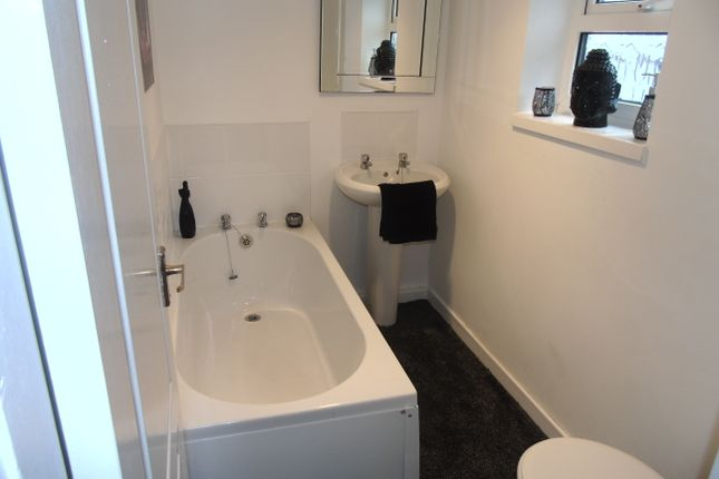 Bathroom of Cooperative Terrace, Stanley, Crook DL15