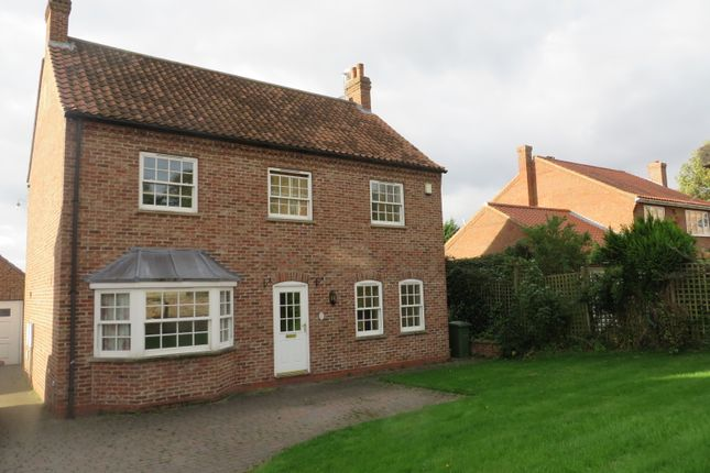 Thumbnail Detached house to rent in Main Street, Horkstow