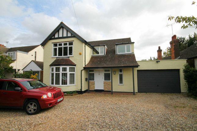 Thumbnail Detached house to rent in Milton Road, Cambridge