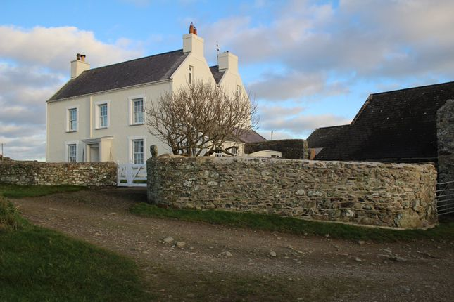 Thumbnail Detached house for sale in St. Davids, Haverfordwest