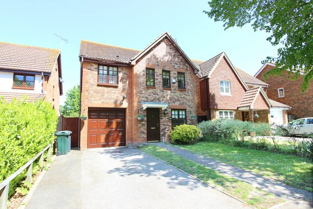 Thumbnail Detached house for sale in Darenth Park Avenue, Darenth, Kent
