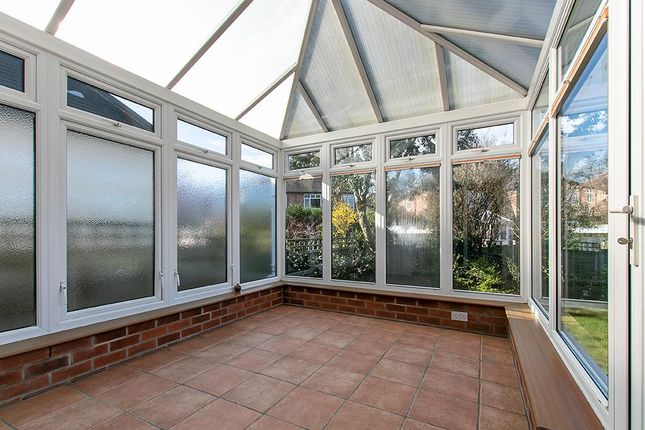 Conservatory of Coningsby Road, Woodthorpe, Nottingham NG5