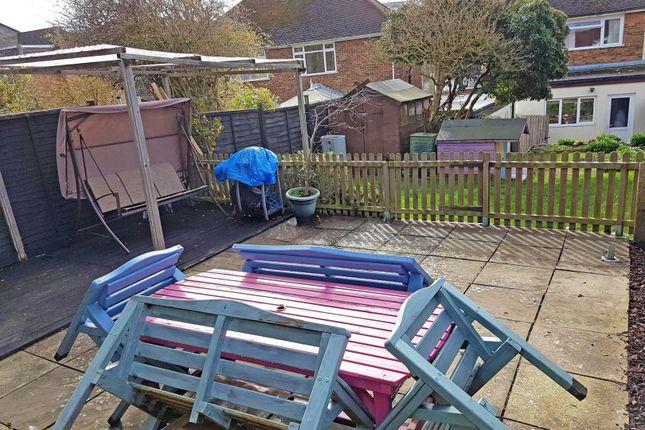 Garden of Dale Crescent, Brighton BN1