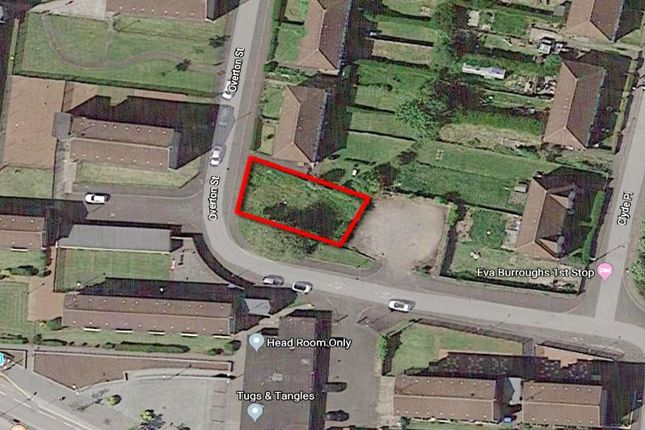 Thumbnail Land for sale in 24, Overton Street, Cambuslang, Glasgow G727Qh