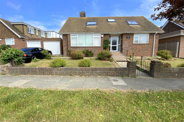 Bungalow for sale in Norbury Drive, Lancing, West Sussex