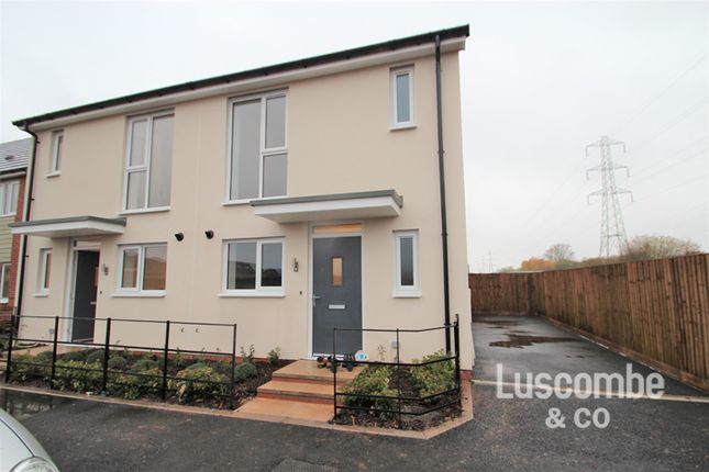 Thumbnail Semi-detached house to rent in Ebbw Vale Close, Spencer Way, Newport