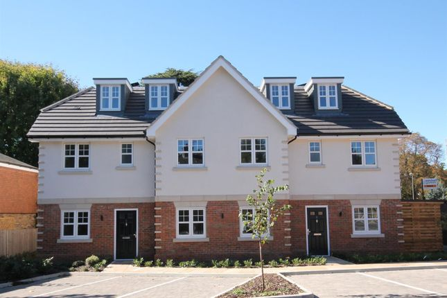 Thumbnail Flat for sale in Rectory Road, Farnborough