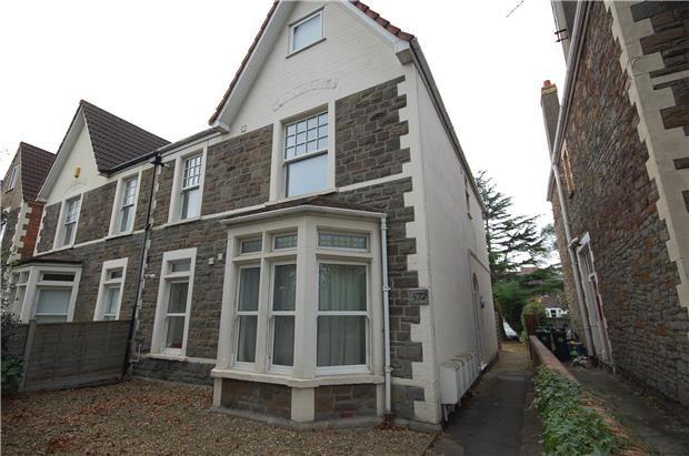 Thumbnail Flat to rent in Bath Road, Brislington, Bristol
