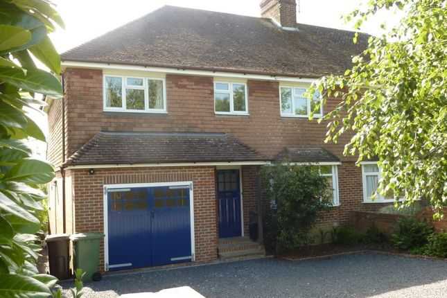 Thumbnail Semi-detached house to rent in Angley Road, Cranbrook, Kent
