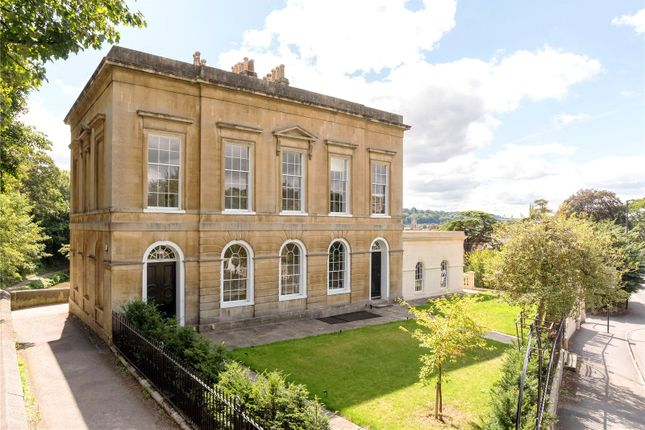 Thumbnail Detached house for sale in Sydney Road, Bath