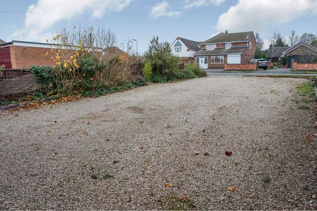 Driveway of Sports Road, Glenfield, Leicester LE3