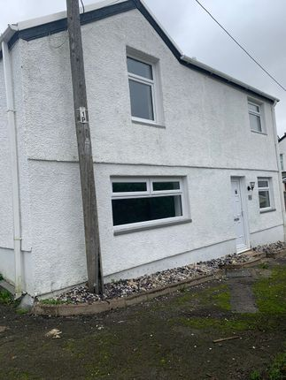 1 bed detached house to rent in A Church Street, Treherbert, Treorchy CF42