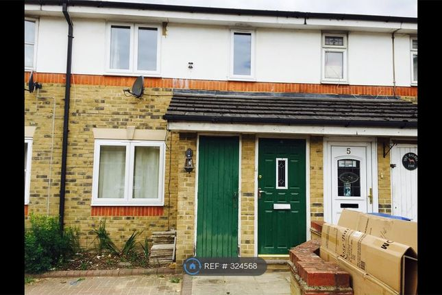 Thumbnail Terraced house to rent in Ivy Court, London