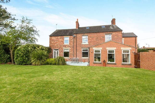 Thumbnail Detached house for sale in Glebe Avenue, Ripley