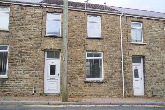 3 bed terraced house to rent in Picton Street, Nantyffyllon, Maesteg CF34