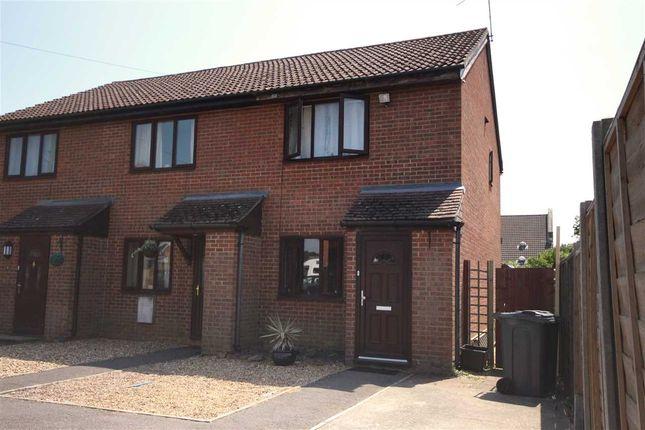 Thumbnail End terrace house to rent in Devon Road, Bordon