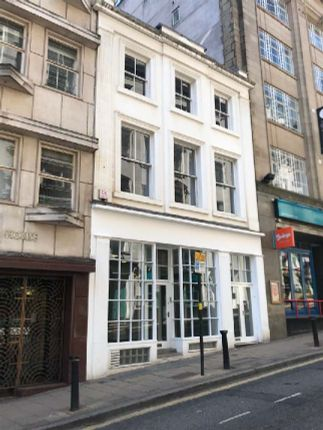 Thumbnail Commercial property to let in Bennetts Hill, Birmingham
